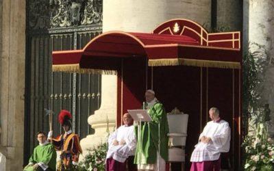 Ouverture du synode : l'homélie du Pape François