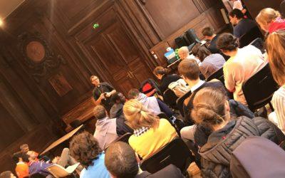 Mgr Gobilliard au festival Open Church : échanges sur le synode